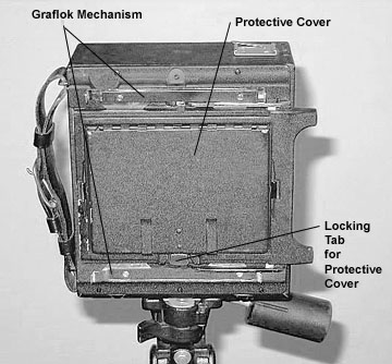Access Bed Cover >> Crown Graphic 4x5 as a Field Camera