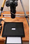 Click image for larger version.  Name:02 Scanning station showing LED pad.jpg Views:170 Size:57.7 KB ID:186616